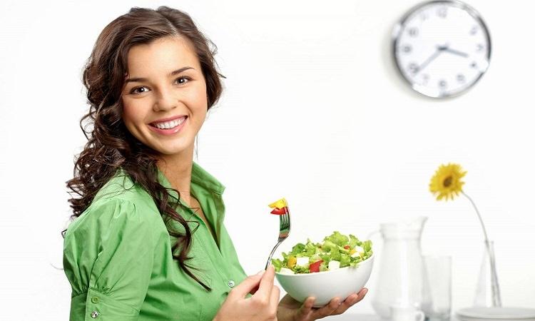 Диета според годините ... какво да ядем, ако сме на 15 - 20 години